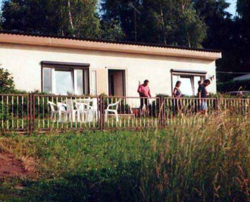 Ferienhaus am Großen See bei Fürstenwerder