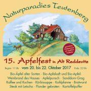 15. Apfelfest in Reddevitz