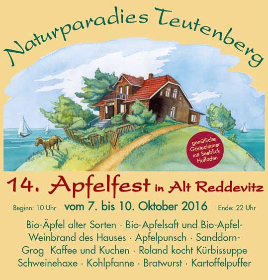Apfelfest Oktober 2016