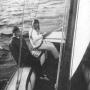 Opas Segelboot
