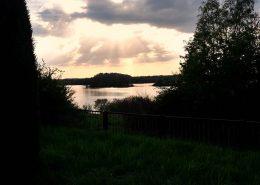 Abend am See in Fürstenwerder